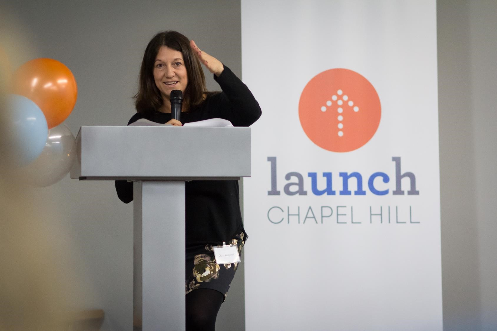 Dina Rousset, program director at Launch Chapel Hill and senior associate director of the UNC Center for Entrepreneurial Studies, shares the accelerator's five-year results.