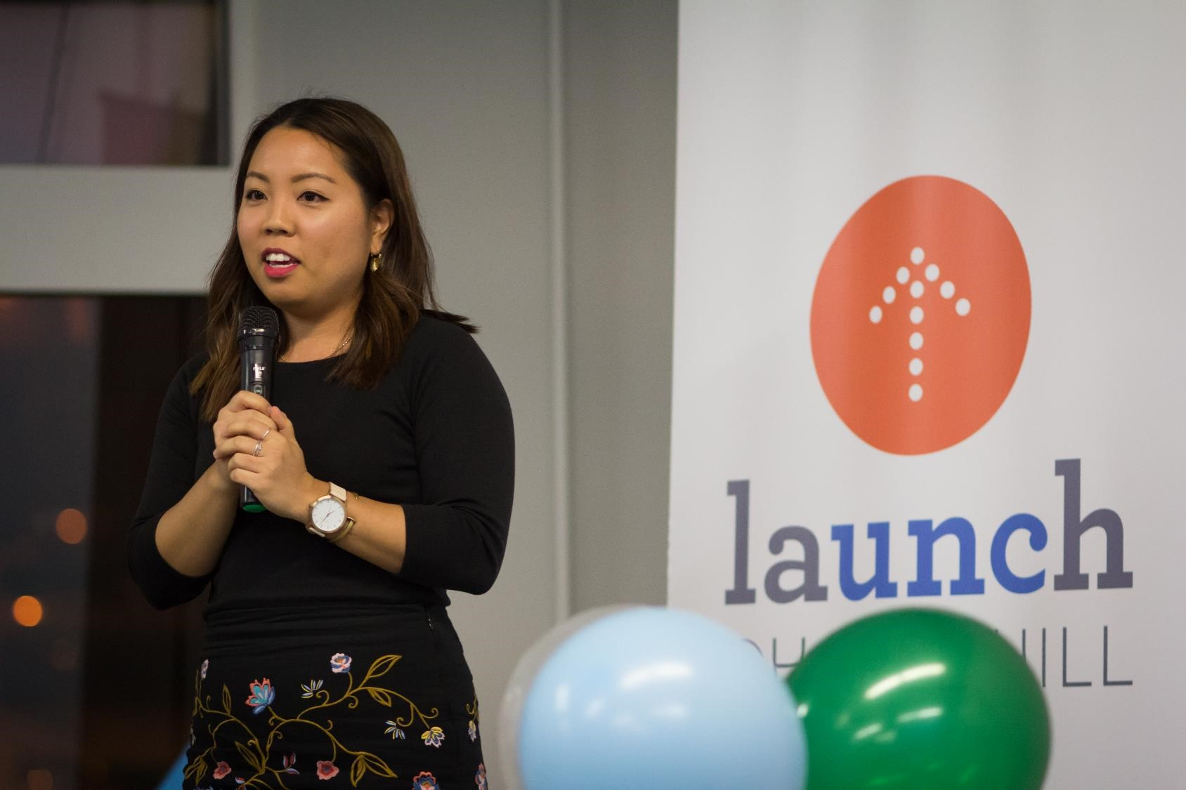 Riley Kim, co-founder of former Launch company Monikos, shares the latest news on her venture.