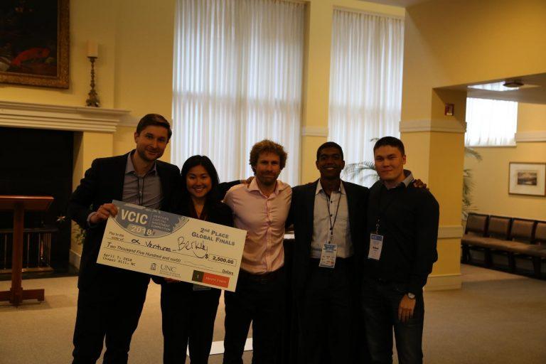 2018 MBA Global Finalists (2nd Place): Haas School of Business, University of California Berkeley