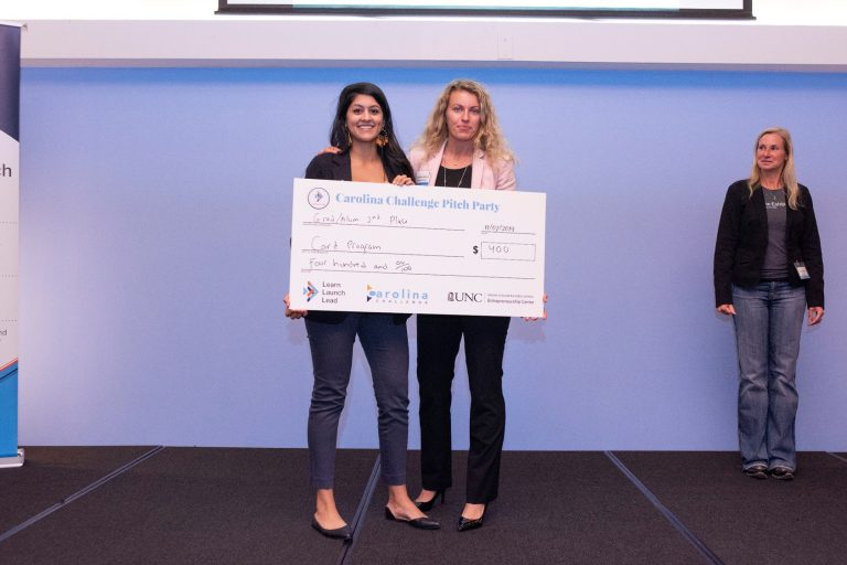 CARD Program (2nd Place, Graduate/Alumni): Partnering with Walmart to provide an incentivized, lifestyle management program for rural, low-income diabetics.