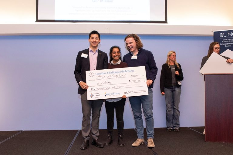 Acta Solutions LLC (2nd Place, Late-Stage Social): A turnkey solution that helps local governments extract better insights from constituent input faster and at a lower cost.