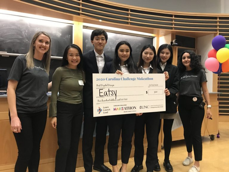 Eatsy: Runner Up Early-Stage Digital Product