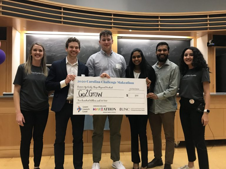 Go2Grow (Runner Up Early-Stage Physical Product) Reinventing the porta potty to create the first carbon neutral and environmentally friendly alternative: