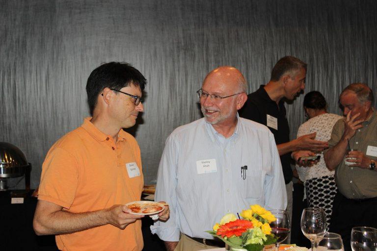 Shawn Gomez (School of Medicine) and Stan Ahalt (Department of Computer Science)